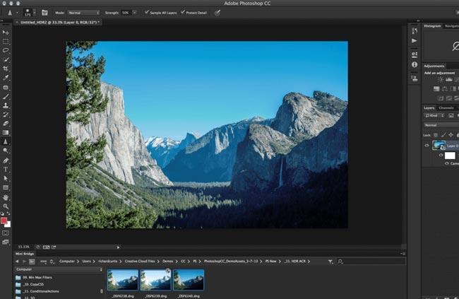 أهم خصائص برنامج Adobe Photoshop