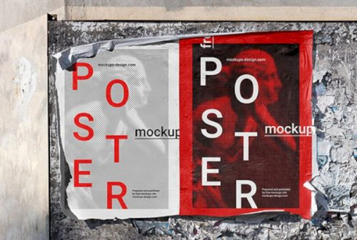 street-poster-mockup