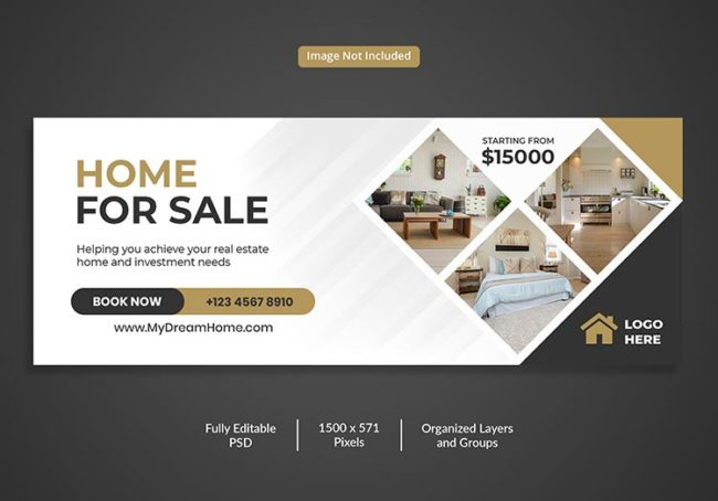 facebook realestate cover