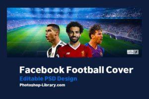غلاف فيس بوك رياضي psd