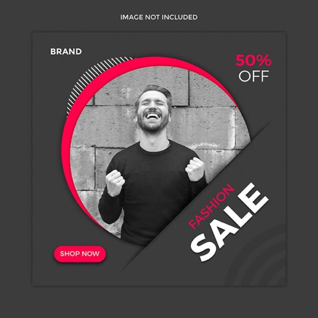 fashion sale template