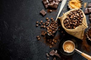 خلفية قهوة