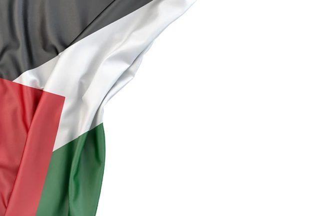 علم فلسطين
