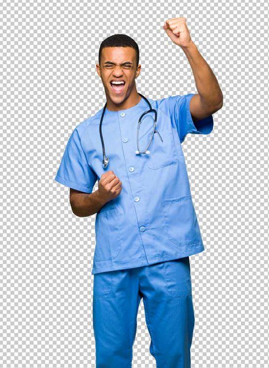 طبيب سعيد png