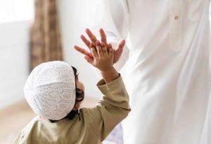 صورة طفل مسلم