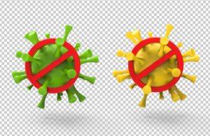 3d coronavirus warning