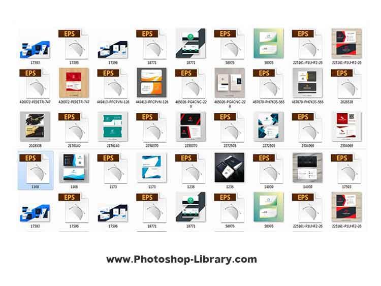27+ كرت شخصي قابل للتعديل Business Cards Templates EPS Download