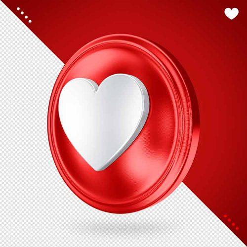 3d heart psd