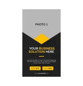 free psd brochure