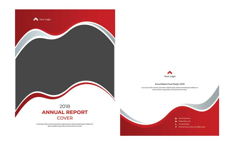 two sided brochure