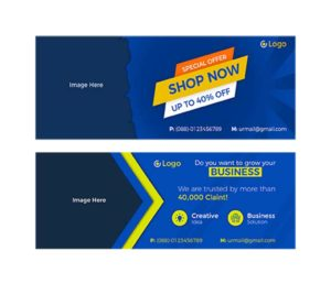 two sided psd template