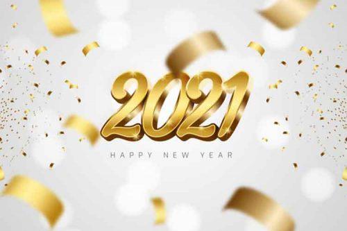 فيكتور new year 2021