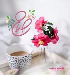 اجمل صور وخلفيات صباح النور روعه راقية. احلى بوستات بطاقات ورمزيات كروت معايدات الصباح منشورات جميلة تويتر.