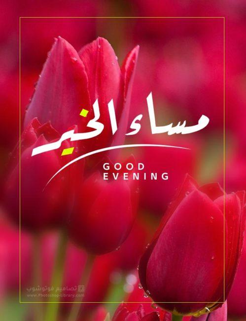 صور مساء الخير ، مساء الخير بالصور ، بوستات ، رمزيات ، بطاقات مساء الخير 2021