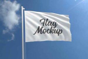 تحميل Flag Mockup مجانا