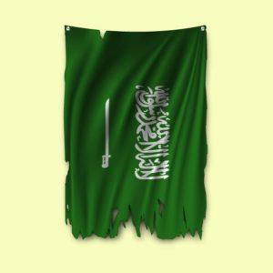 فكتور السعودية Saudi Arabia Flag eps, ai vector, design, file للتصميم مفتوح قابل للتعديل على اليستريتور مجانا .
